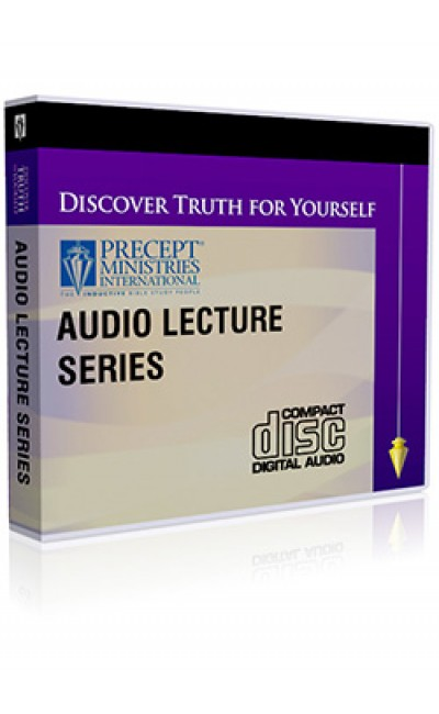 CD Audio Lectures By Kay Arthur