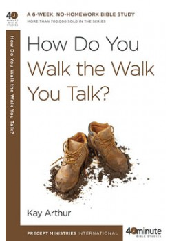 How do You Walk the Walk You Talk. ONLY THE OLD COVER IS ON SALE.