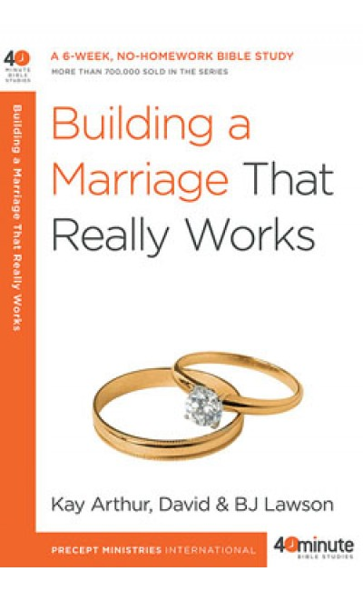 Building a Marriage that Really Works [only the old cover is on sale. 1 copy available]