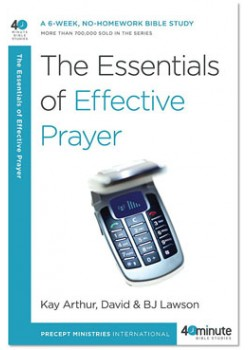 The Essentials of Effective Prayer. ONLY THE OLD COVER IS ON SALE. 1 LEFT.