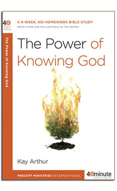 The Power of Knowing God