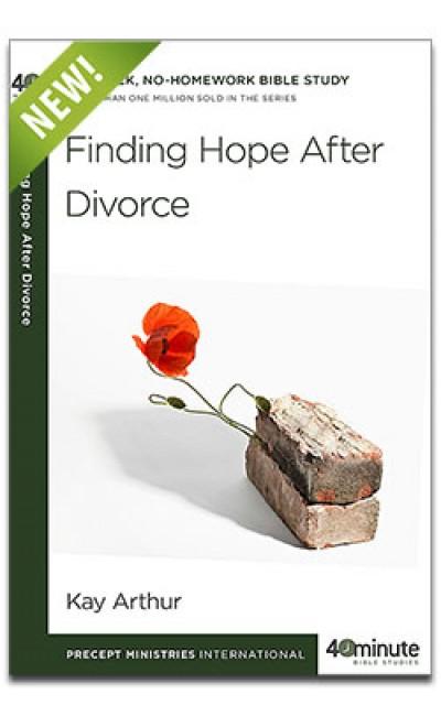 Finding Hope After Divorce