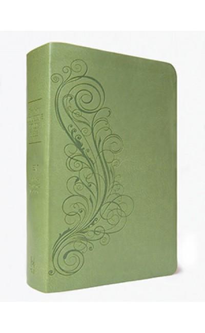 Nisb-Esv-Imitation Leather (Milano Softone)-Olive