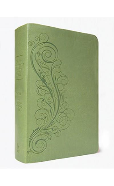 Nisb-Nasb-Imitation Leather(Milano Softone)-Olive.