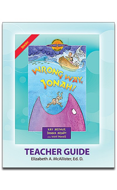 Wrong Way Jonah (Jonah)-D4Y Teacher's Guide