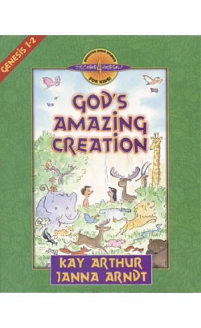 God's Amazing Creation-Gen 1&2-D4Y