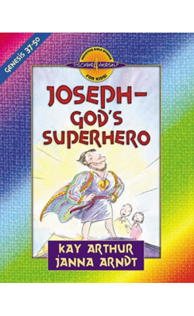 Joseph, God's Superhero-D4Y