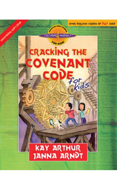 Cracking The Covenant Code-D4Y