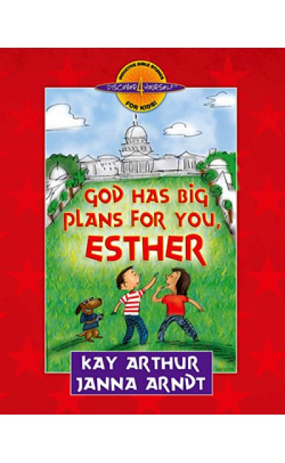 God Has Big Plans For You - Esther - D4Y