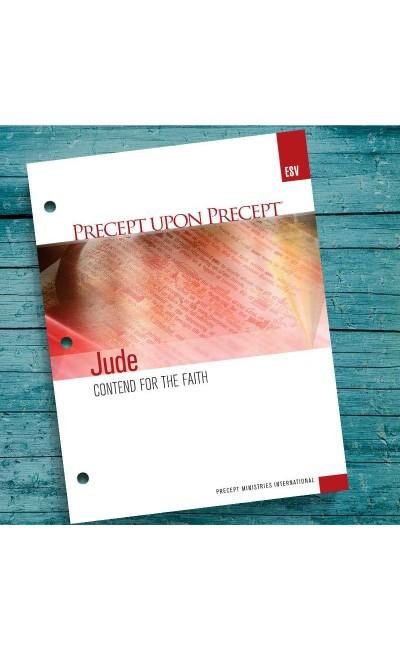 Jude-Precept Workbook (ESV)