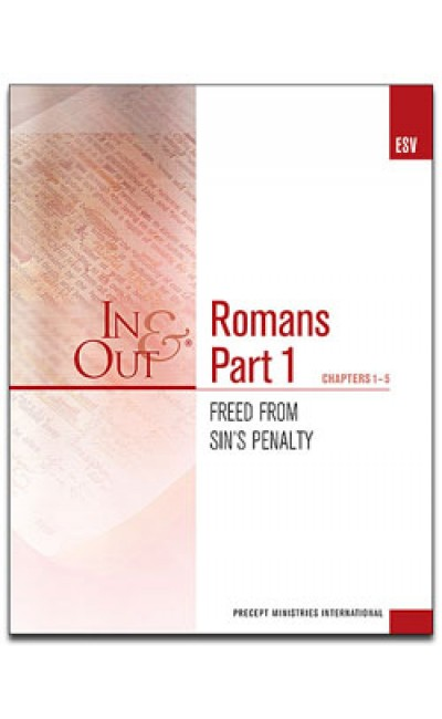 Romans Part 1-In & Out Workbook (ESV)