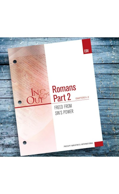 Romans Part 2-In & Out Workbook (ESV)