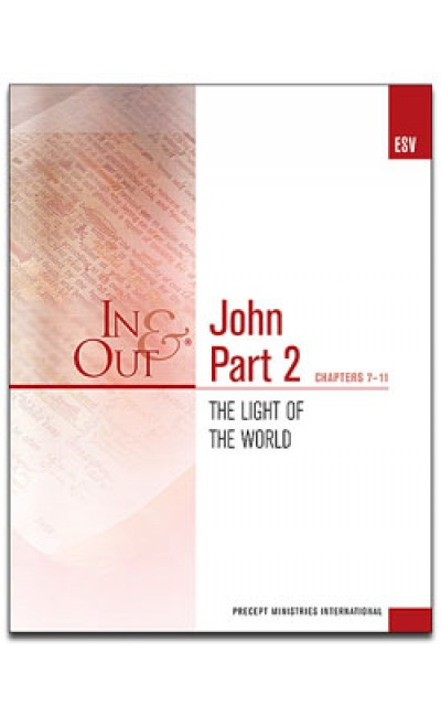 John Part 2-In & Out Workbook (ESV)