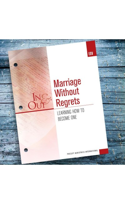 Marriage Without Regrets-In & Out Workbook (ESV)