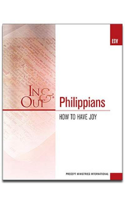 Philippians-In & Out Workbook (ESV)