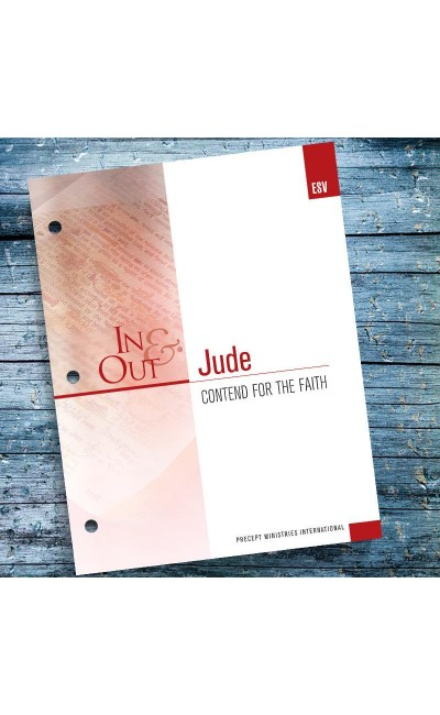 Jude-In & Out Workbook (ESV)