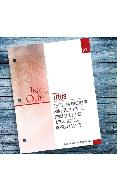 Titus-In & Out Workbook (ESV)