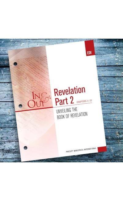 Revelation Part 2-In & Out Workbook (ESV)