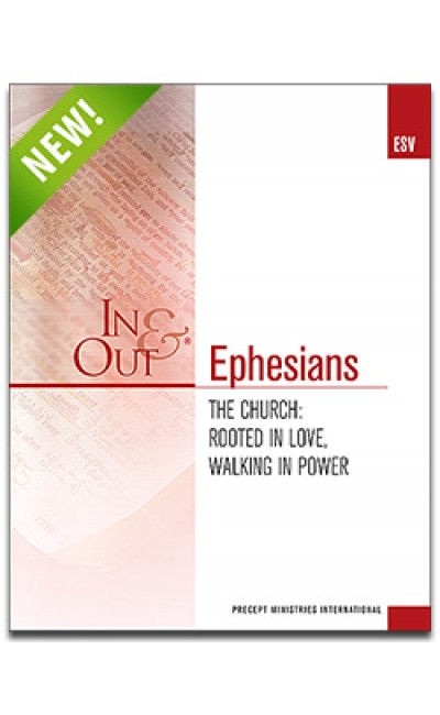 Ephesians-In & Out Workbook (ESV)