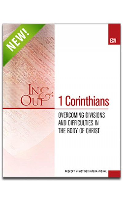1 Corinthians-In & Out Workbook (ESV)