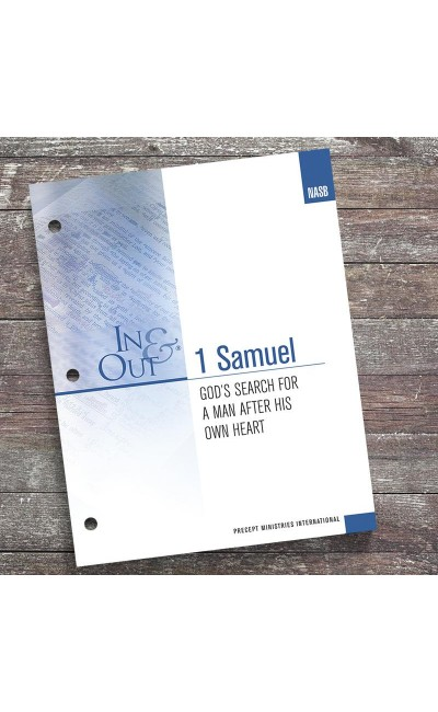 1 Samuel-In & Out Workbook (NASB)