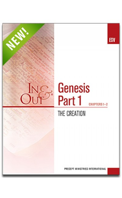 Genesis Part 1-In & Out Workbook (ESV)