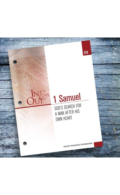 1 Samuel-In & Out Workbook (ESV)