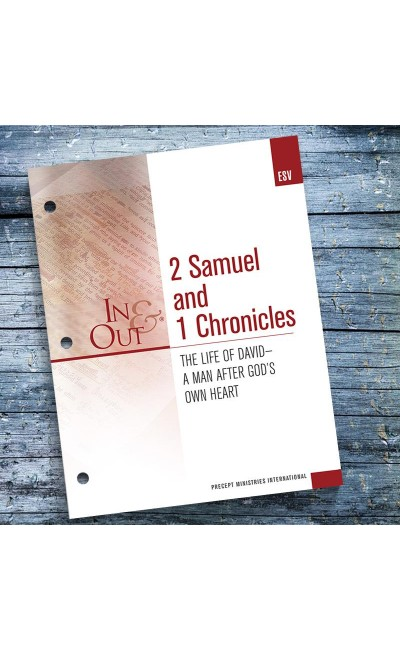 2 Samuel & 1 Chronicles-In & Out Workbook (ESV)