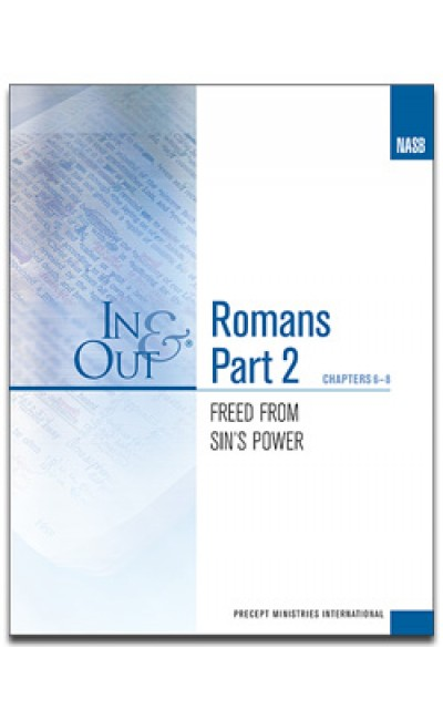 Romans Part 2-In & Out Workbook (NASB)