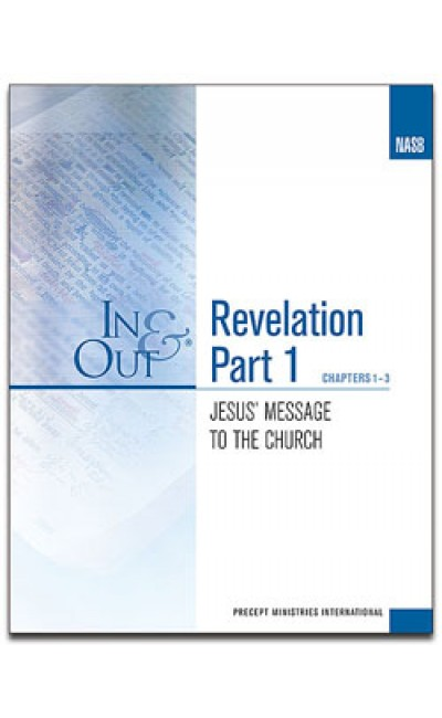 Revelation Part 1-In & Out Workbook (NASB)