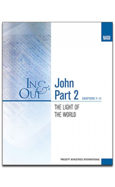 John Part 2 In & Out Workbook (NASB)