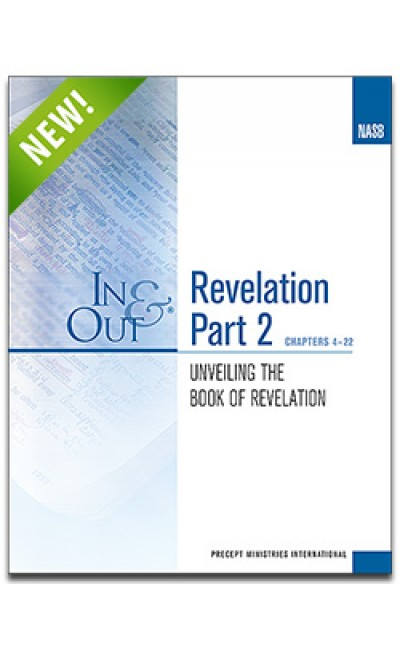 Revelation Part 2-In & Out Workbook (NASB)