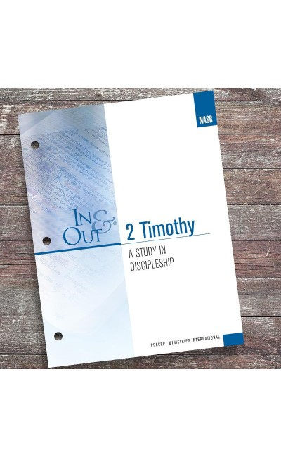 2 Timothy-In & Out Workbook (NASB)