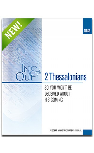 2 Thessalonians-In & Out Workbook (NASB)