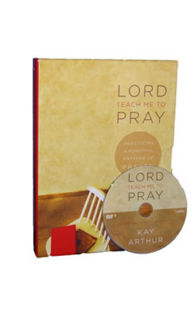 Lord, Teach Me to Pray-Leader Kit-Lifeway