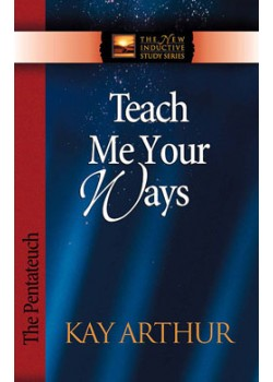Teach Me Your Ways - Pentateuch. ONLY THE OLD COVER IS ON SALE. 5 left.
