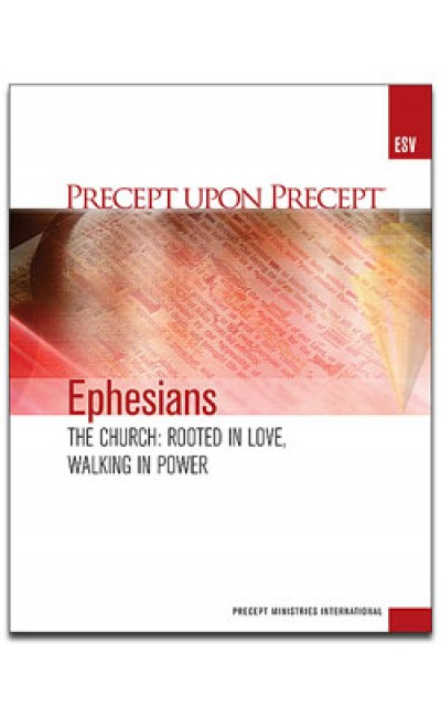 Ephesians-Precept Workbook (ESV)