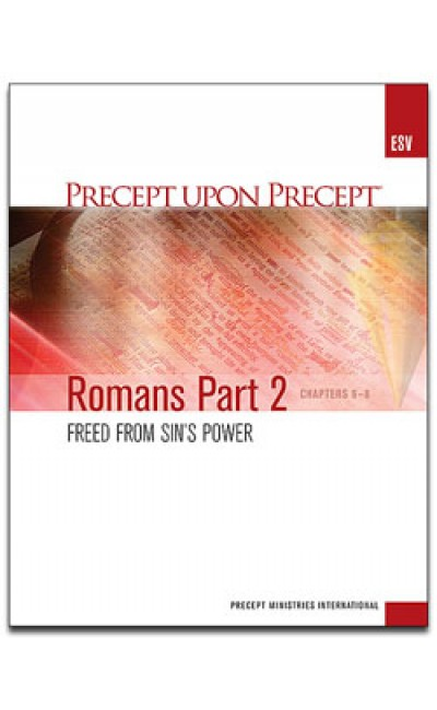 Romans Part 2-Precept Workbook (ESV)