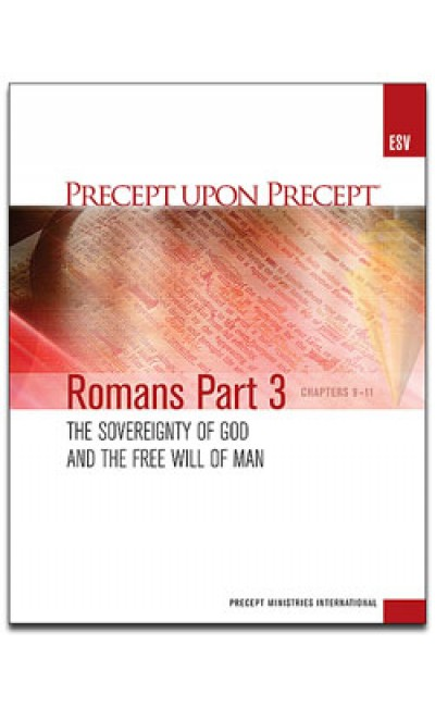 Romans Part 3-Precept Workbook (ESV)