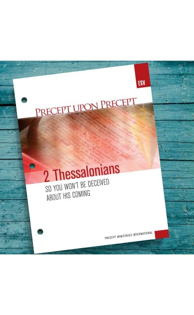 2 Thessalonians-Precept Workbook (ESV)