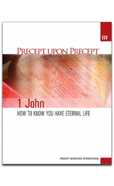 1 John-Precept Workbook (ESV)