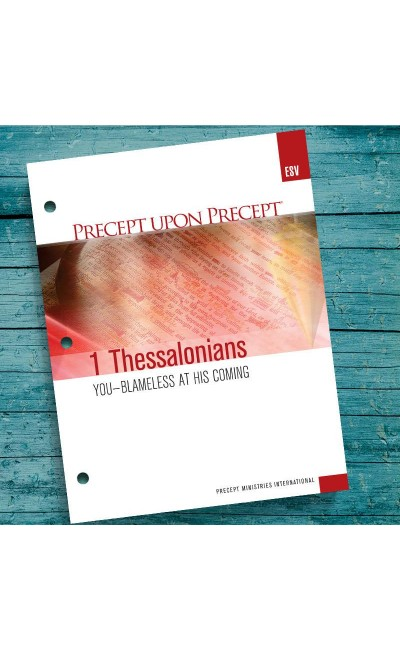 1 Thessalonians-Precept Workbook (ESV)
