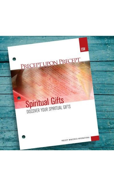 Spiritual Gifts-Precept Workbook (ESV)