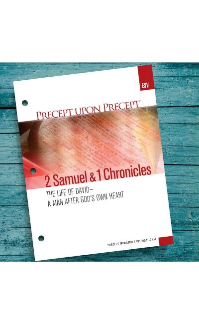 2 Samuel/1 Chronicles-Precept Workbook (ESV)