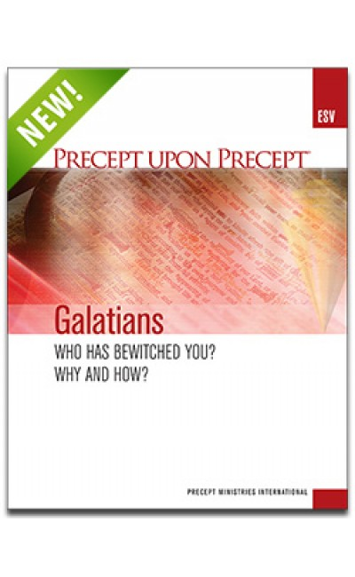 Galatians-Precept Workbook (ESV)