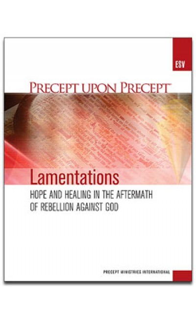 Lamentations-Precept Workbook (ESV)
