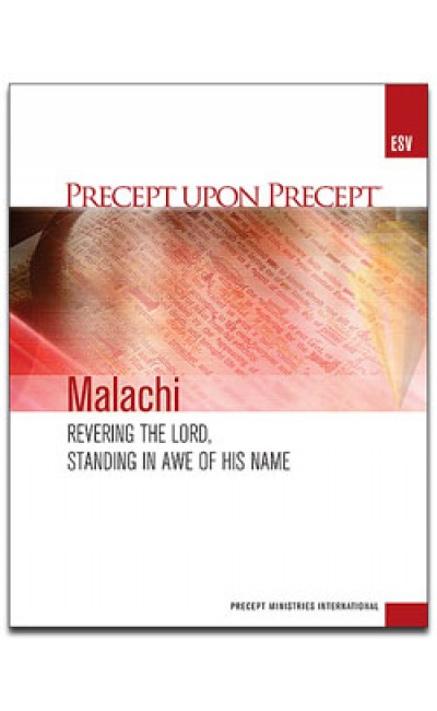 Malachi-Precept Workbook (ESV)