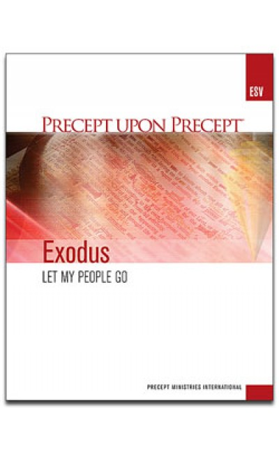Exodus-Precept Workbook (ESV)