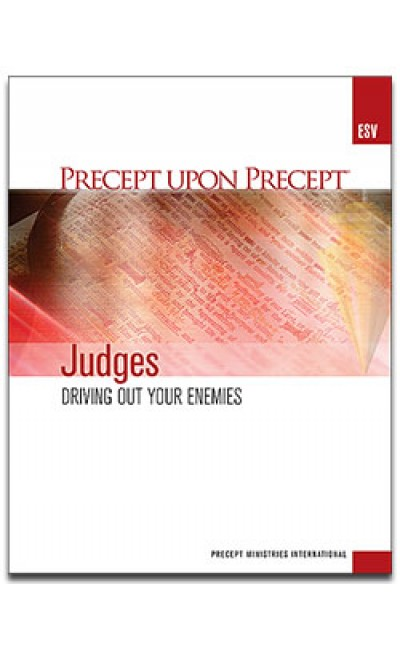 Judges-Precept Workbook (ESV)