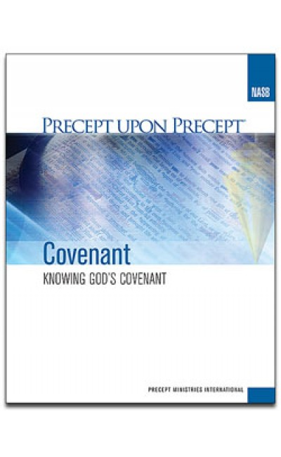 Covenant-Precept Workbook (NASB)